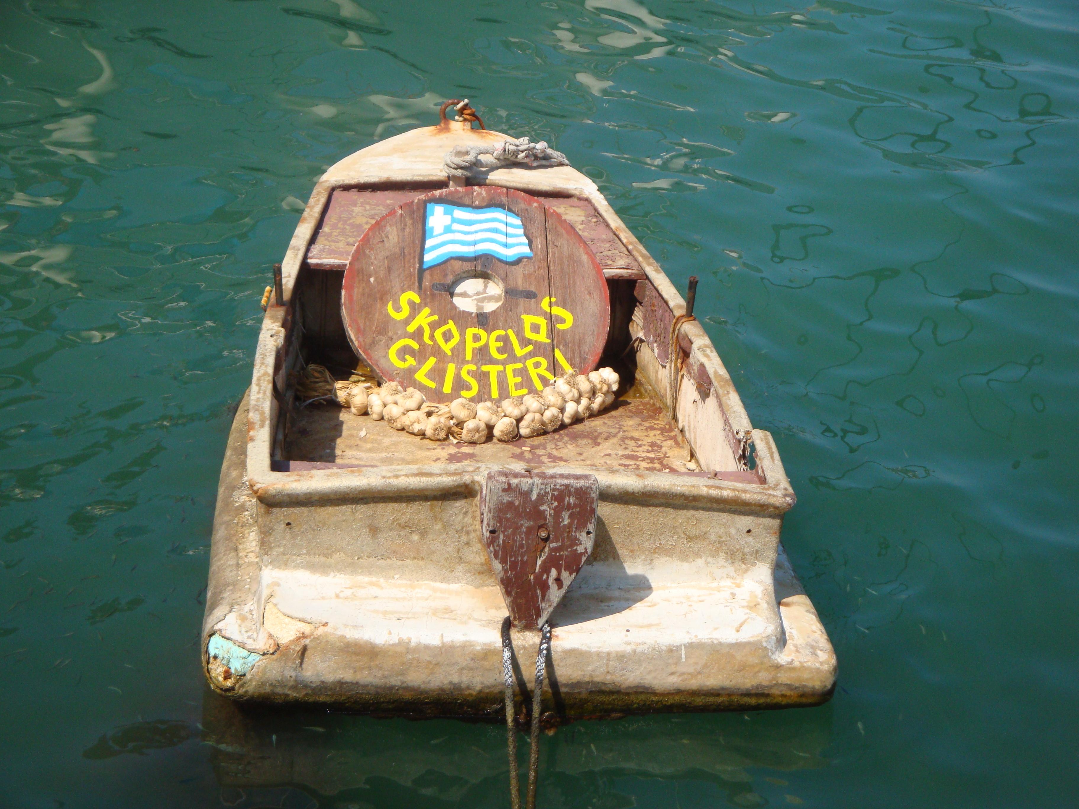 29. Кораблик до пляжа Глистери (Γλυστέρι) - устаревший вариант☺