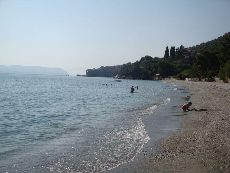 082. Песчаный пляж Элиос - Нео Клима (Νέο Κλήμα)