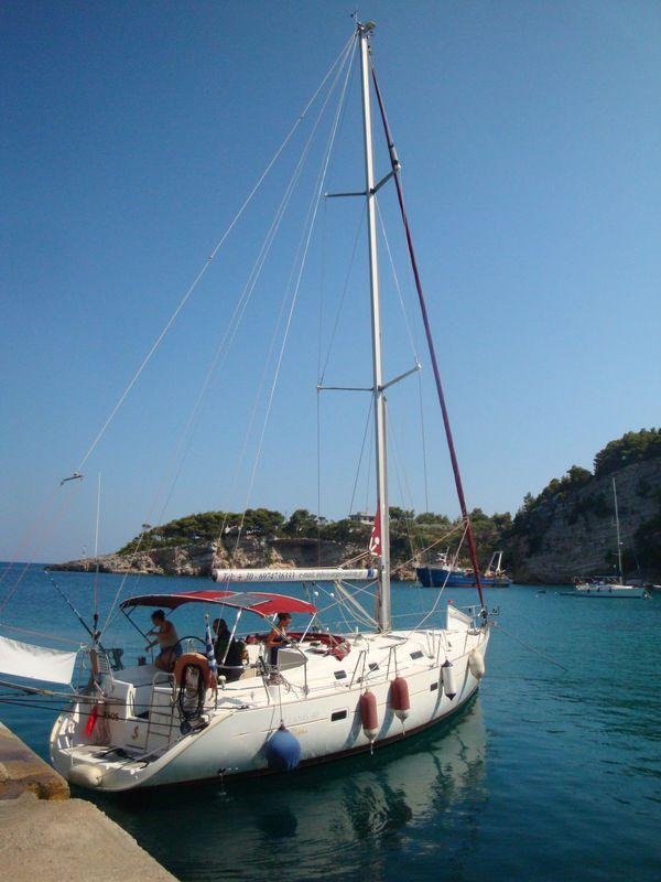 087. Отличная яхта капитана Васúлиса -