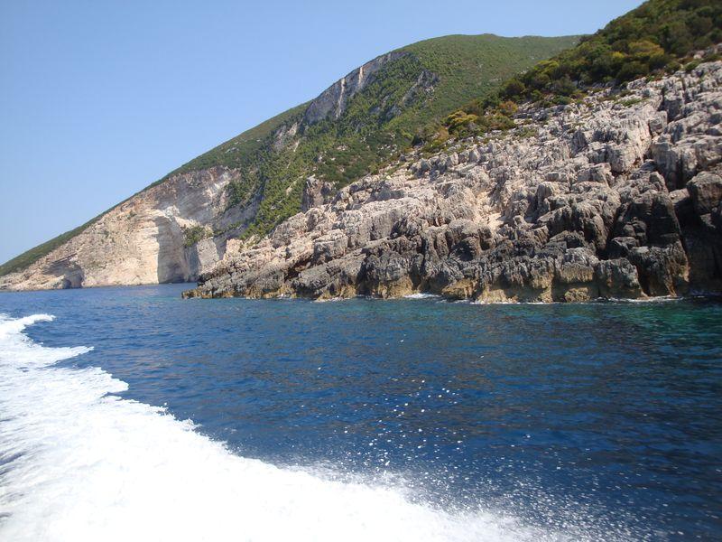 58. Изумительные виды побережья - Держим курс на северо-запад