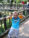 016. Местный пират - Парк развлечений очень нравится детям!