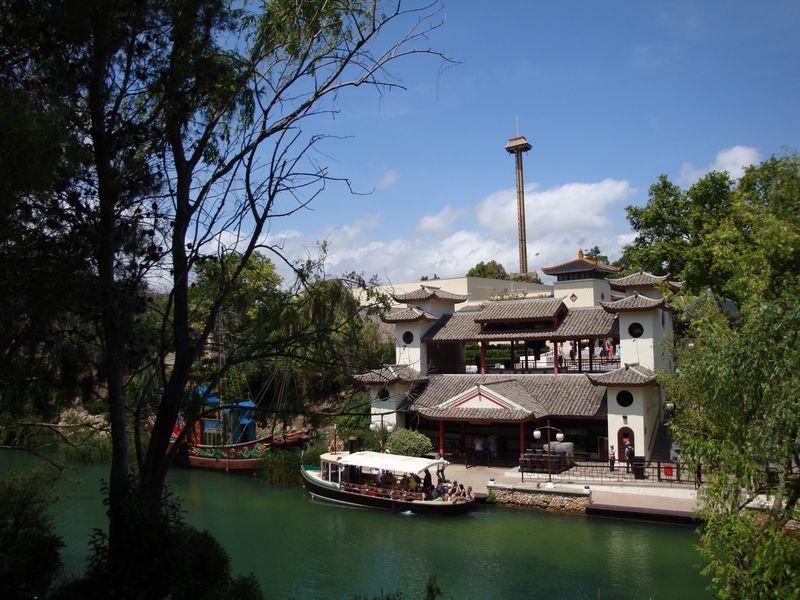 044. Китайская зона - Port Aventura