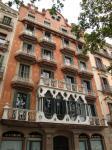 054. Ажурные балконы - Барселона