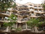 065. Дом Мила - Casa Milà – La Pedrera (каменоломня), Барселона, архитектор Гауди