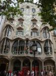 067. Дом Бальо́ (Casa Batlló) - или Дом Батло (дом костей), архитектор Гауди, Барселона