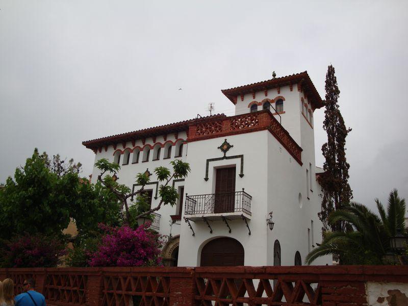 079. Еще один дом - Дом на центральной набережной в Salou (Салоу)