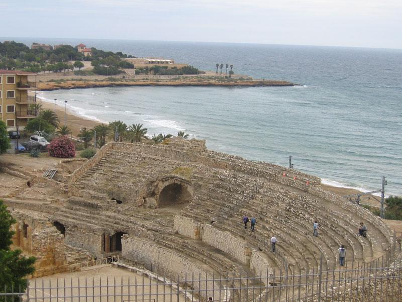 115. Римский амфитеатр - Таррагона