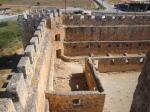 104. Вид из смотровой башни - Крепость Франгокастелло, Ханья (το κάστρο Φραγκοκάστελλο, Χανιά), Южный Крит.